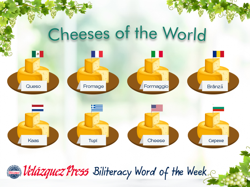 Tumbnail for: Cheeses of the World