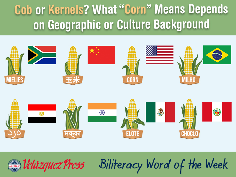 "Tumbnail for: Cob or Kernels?  What ""Corn"" Means Depends on Geographic or Culture Background"
