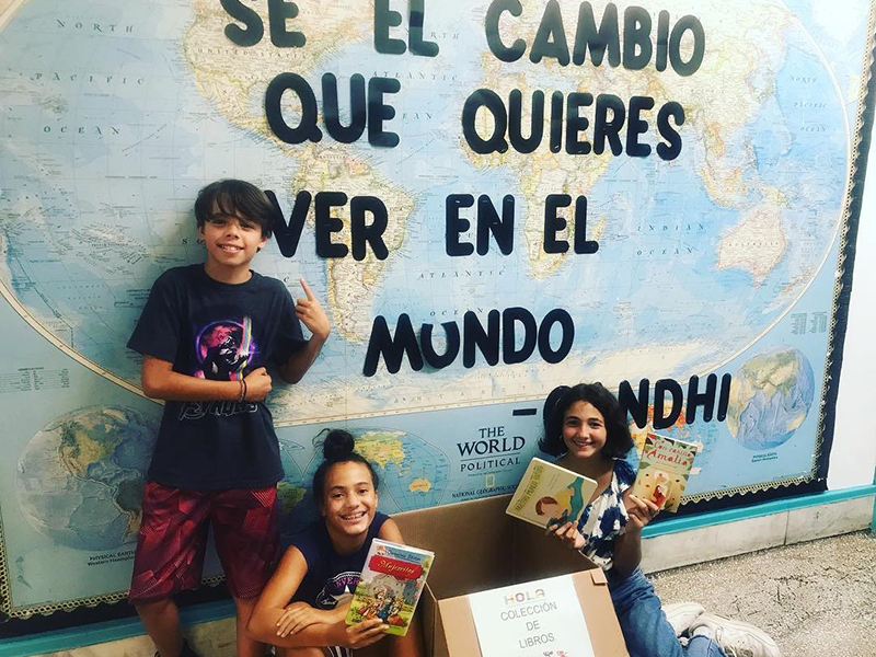 Tumbnail for: Dual Language School of the Month: Hoboken Dual Language Charter School (HoLA)