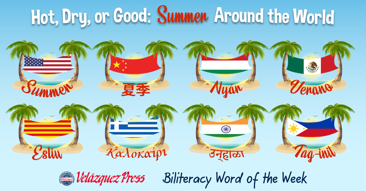 Tumbnail for: Hot, Dry, or Good: Summer Around the World