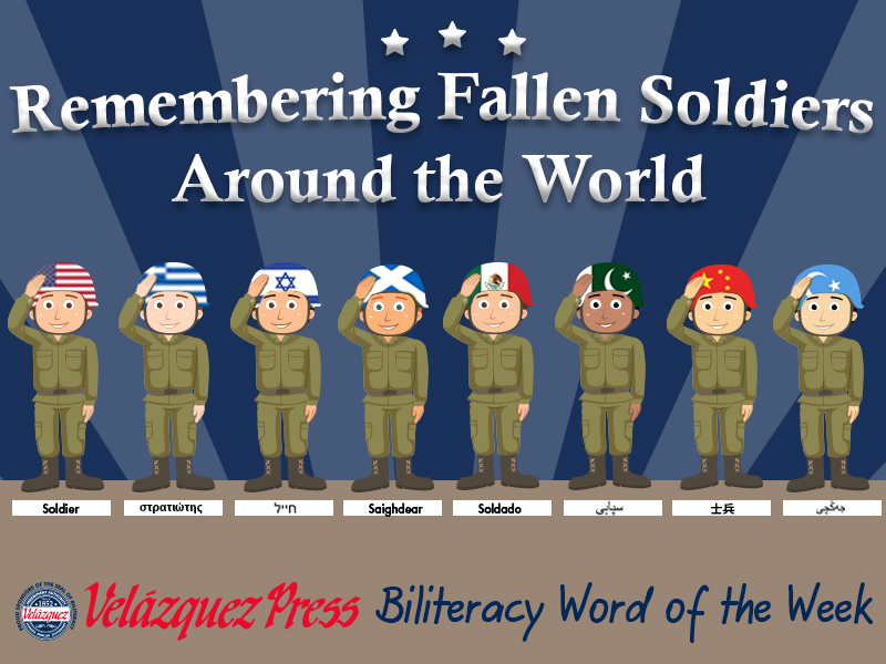 Tumbnail for: Remembering Fallen Soldiers Around the World