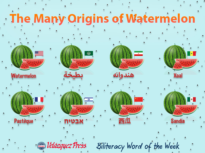 Tumbnail for: The Many Origins of Watermelon
