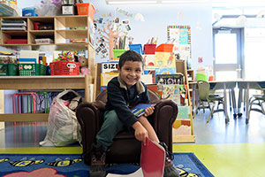 Tumbnail for: Dual Language School of the Month: UNIDOS, Somerville Public Schools, MA