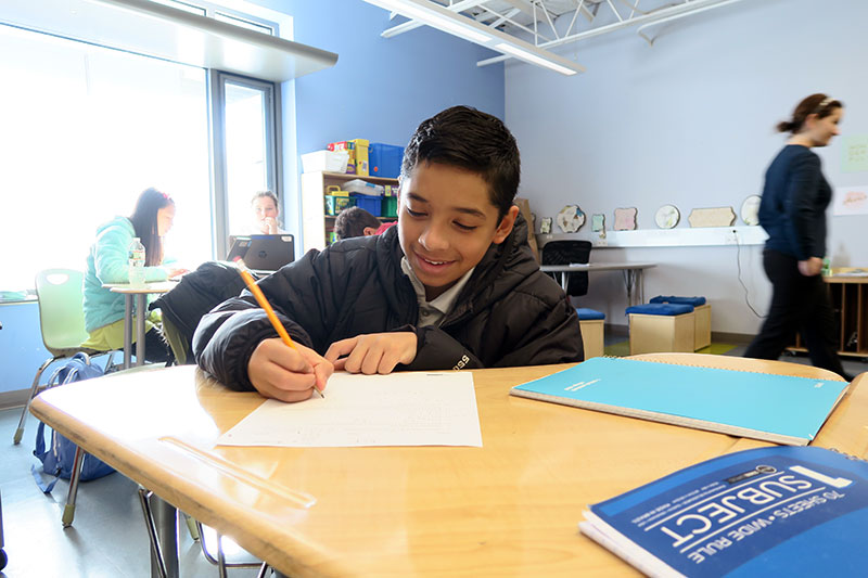 Image for Article - School of the Month: Unidos