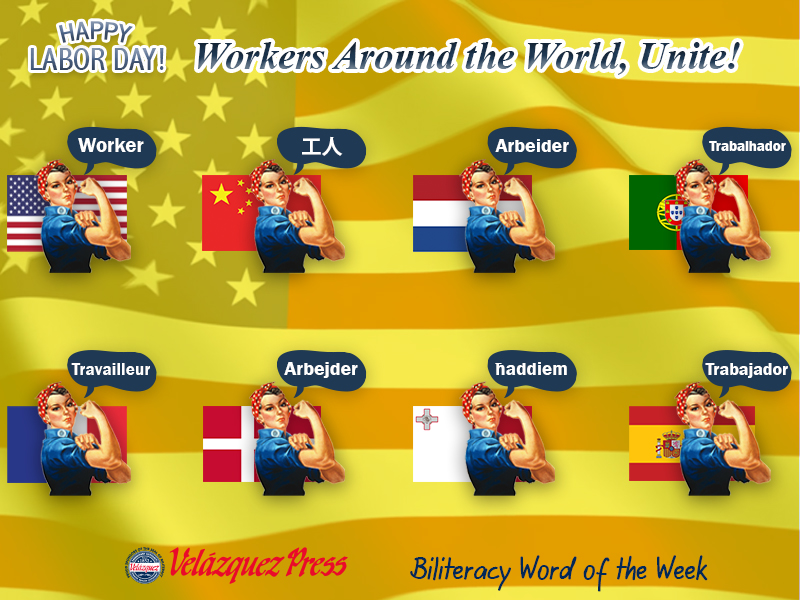 Tumbnail for: Worker's Around the World, Unite!