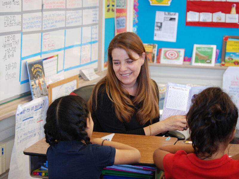 Dual Language expert, Dr. Olga Grimalt, on her passion for language