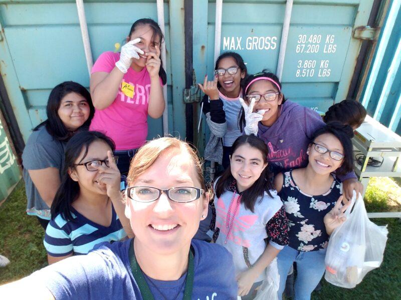 Dual Language September Teacher of the Month: Keren Wright!