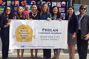 The Whittier School District and their Quest to Understand Translanguaging  An Interview with the CABE Seal of Excellence School